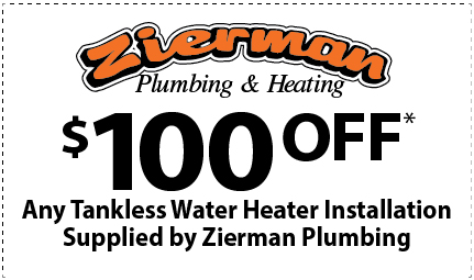 $100 off tankless water heater install copy